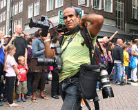 News Photographer Stock Images