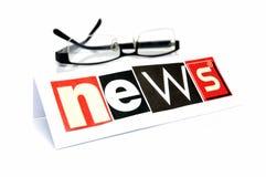 NEWS Stock Photography