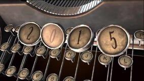 News typewriter Royalty Free Stock Photos