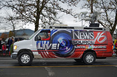 News van Royalty Free Stock Image