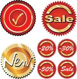Newsale Stock Image