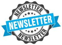 Newsletter seal Stock Photos