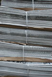 Newspaper. Bunch of newspapers ready for distribution Stock Photography