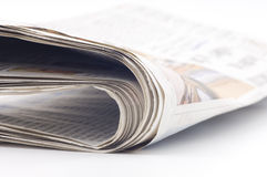 Newspaper 2 Stock Image