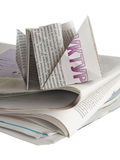 Newspaper Stock Images