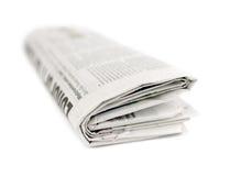 Newspaper Stock Photography