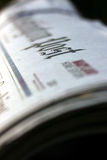 Newspaper Royalty Free Stock Photos