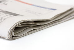 Newspaper Royalty Free Stock Image