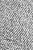 Newspaper background. Rows of rolled newspaper to use as background royalty free stock photos