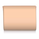 Newspaper blank pink Stock Image