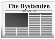Newspaper The Bystander Stock Images