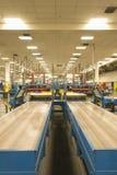 Newspaper Factory Stock Photo