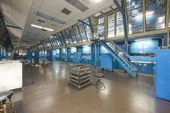 Newspaper Factory Stock Image