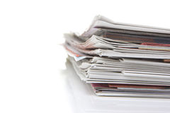 Newspaper, journal Royalty Free Stock Photo