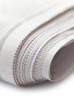 Newspaper macro. Macro studio shot of newspaper Royalty Free Stock Photos