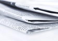 newspaper series Стоковая Фотография RF