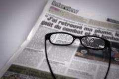 Newspaper Stock Photos
