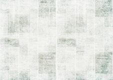 Newspaper vintage grunge collage background. Newspaper old grunge collage horizontal texture. Unreadable vintage news paper pattern. Scratched paper textured royalty free stock photography
