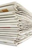 Newspapers 1 Stock Photos