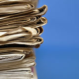 Newspapers Stock Photography