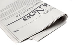 Newspapers Stock Image