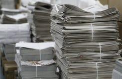 Newspapers04 Στοκ Φωτογραφίες