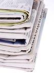 Newspapers Stock Photos