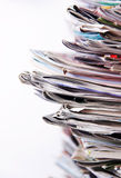 Newspapers Royalty Free Stock Photography