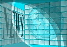 newsroom Royalty-vrije Stock Afbeeldingen