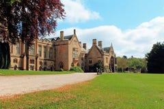 Newstead修道院的乡间别墅 库存照片