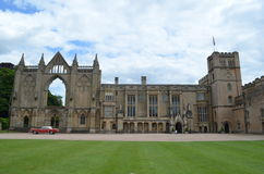 Newstead Abby, Nottinghamshire, Engeland royalty-vrije stock afbeelding