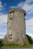 Newton Castle. In county Clare Ireland royalty free stock images