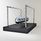 NEWTON CRADLE Royalty Free Stock Photography