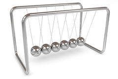 Newton cradle. Stock Image