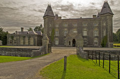 Newton house dinefwr park3 Royalty Free Stock Photo
