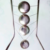 Newton Pendulum Royalty Free Stock Image