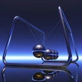 Newton Pendulum Royalty Free Stock Images