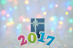 2017newyear Image stock