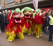 Newyear chinês Fotografia de Stock Royalty Free