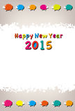 Newyear Royalty Free Stock Photography