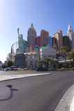 Newyork-newyork hotel Royalty Free Stock Images