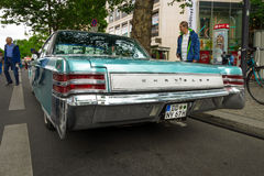 Newyorkais de Chrysler de voiture de vintage, 1967 Photos libres de droits