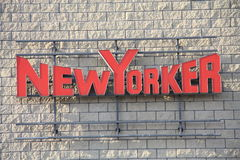 Newyorkese Immagine Stock