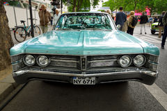 Newyorkese d'annata di Chrysler dell'automobile, 1967 Fotografia Stock