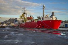 Nexans Skagerrak di sistemi MV Immagine Stock Libera da Diritti