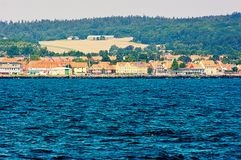 Nexo på Bornholm Royaltyfri Bild