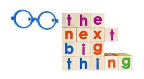 The Next Big Thing Stock Photos
