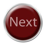 Next Button Royalty Free Stock Photo