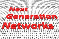Next generation networks Royalty Free Stock Images