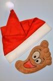 Next Santa Claus Royalty Free Stock Photos